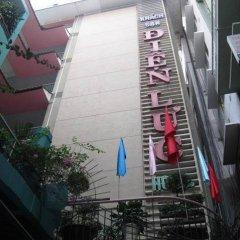 Dien Luc Hotel балкон