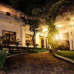 Отель Lotus Paradise Health Resort Шри-Ланка, Ахунгалла - отзывы, цены и фото номеров - забронировать отель Lotus Paradise Health Resort онлайн вид на фасад