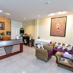 Апартаменты Kaewfathip Apartment Паттайя спа фото 2