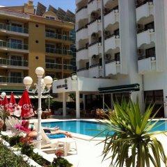 Oasis Hotel Турция, Мармарис - отзывы, цены и фото номеров - забронировать отель Oasis Hotel онлайн бассейн