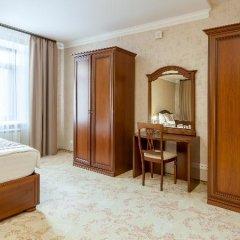 Парк-отель Сосновый Бор 4* Стандартный номер разные типы кроватей фото 42