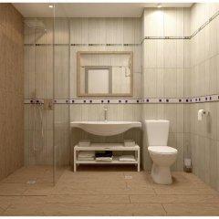 Отель Nobel All Inclusive Болгария, Солнечный берег - отзывы, цены и фото номеров - забронировать отель Nobel All Inclusive онлайн ванная