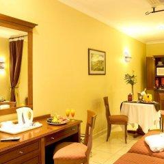 Solana Hotel & Spa Меллиха удобства в номере фото 2