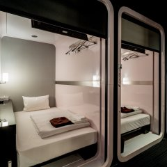 Отель First Cabin Akasaka Япония, Токио - отзывы, цены и фото номеров - забронировать отель First Cabin Akasaka онлайн комната для гостей фото 2