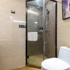 Отель Urba Hotel Baoan Central Area Китай, Шэньчжэнь - отзывы, цены и фото номеров - забронировать отель Urba Hotel Baoan Central Area онлайн ванная