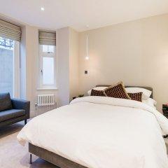 Апартаменты Homely and Chic 2 Bed Apartment Лондон комната для гостей фото 4
