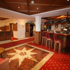 Отель Ferienhotel Elisabeth гостиничный бар