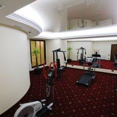 Отель Элегант(Цахкадзор) Армения, Цахкадзор - отзывы, цены и фото номеров - забронировать отель Элегант(Цахкадзор) онлайн фитнесс-зал фото 3