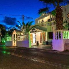 Отель Marybill Греция, Остров Санторини - отзывы, цены и фото номеров - забронировать отель Marybill онлайн вид на фасад