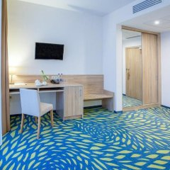 Tulip Inn Sofrino Park Hotel Стандартный номер с различными типами кроватей фото 11