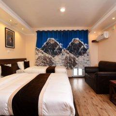 Отель Ruza Nepal Непал, Катманду - отзывы, цены и фото номеров - забронировать отель Ruza Nepal онлайн комната для гостей фото 5