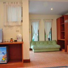 Отель Samui Honey Cottages Beach Resort комната для гостей фото 9