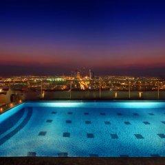 Отель Park Regis Kris Kin Hotel ОАЭ, Дубай - 10 отзывов об отеле, цены и фото номеров - забронировать отель Park Regis Kris Kin Hotel онлайн бассейн фото 3