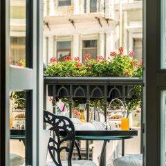 Гостиница de Paris Odessa MGallery by Sofitel Украина, Одесса - отзывы, цены и фото номеров - забронировать гостиницу de Paris Odessa MGallery by Sofitel онлайн балкон