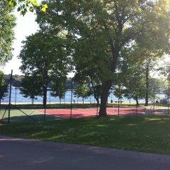 Отель SKEPPSHOLMEN Стокгольм спортивное сооружение