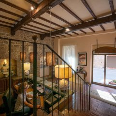 Отель Bel Soggiorno Италия, Сан-Джиминьяно - отзывы, цены и фото номеров - забронировать отель Bel Soggiorno онлайн интерьер отеля фото 2