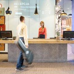 Отель Ibis Gdansk Stare Miasto Гданьск интерьер отеля фото 2