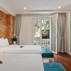 Отель Hanoi La Selva Hotel Вьетнам, Ханой - 1 отзыв об отеле, цены и фото номеров - забронировать отель Hanoi La Selva Hotel онлайн комната для гостей фото 3