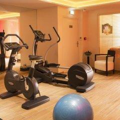 Le M Hotel Париж фитнесс-зал