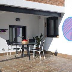 Отель Cal Negri балкон