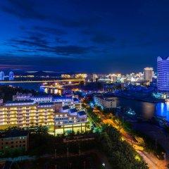Отель Grand Metropark Bay Hotel Sanya Китай, Санья - отзывы, цены и фото номеров - забронировать отель Grand Metropark Bay Hotel Sanya онлайн фото 4