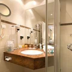 Отель Europäischer Hof ванная фото 2