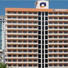 Отель Casa Inn Acapulco Мексика, Акапулько - отзывы, цены и фото номеров - забронировать отель Casa Inn Acapulco онлайн пляж фото 2
