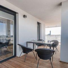 Отель RentPlanet - Apartament widokowy Atal балкон