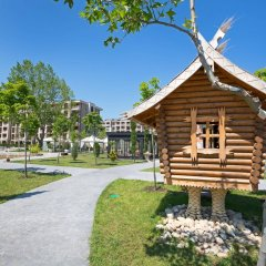 Отель Cascadas Family Resort