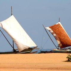 Отель Topaz Beach Шри-Ланка, Негомбо - отзывы, цены и фото номеров - забронировать отель Topaz Beach онлайн приотельная территория