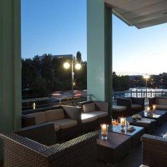 Отель Abion Villa Suites Германия, Берлин - отзывы, цены и фото номеров - забронировать отель Abion Villa Suites онлайн балкон