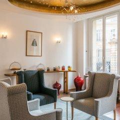 Отель Lorette - Astotel Франция, Париж - 10 отзывов об отеле, цены и фото номеров - забронировать отель Lorette - Astotel онлайн интерьер отеля