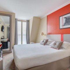 Отель Touraine Opera Париж комната для гостей фото 4