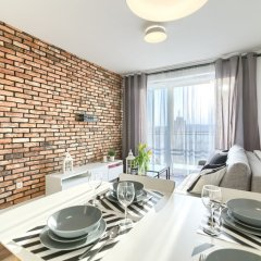 Отель Dream Holiday - Apartament Bastion Walowa Гданьск в номере