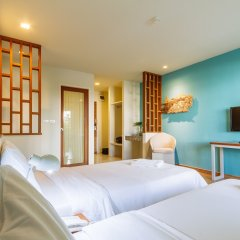 Siamaze Hostel Бангкок комната для гостей фото 5