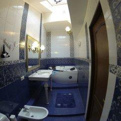 Гостиница Плазма ванная фото 2
