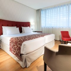 Отель Eurostars Hotel Plaza Mayor Испания, Мадрид - 5 отзывов об отеле, цены и фото номеров - забронировать отель Eurostars Hotel Plaza Mayor онлайн комната для гостей фото 3