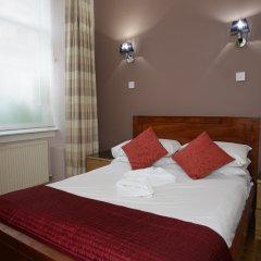 Отель The Merchant City Inn Великобритания, Глазго - отзывы, цены и фото номеров - забронировать отель The Merchant City Inn онлайн комната для гостей фото 3