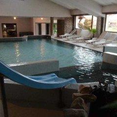 Отель Alexander Hotel Болгария, Банско - 1 отзыв об отеле, цены и фото номеров - забронировать отель Alexander Hotel онлайн бассейн