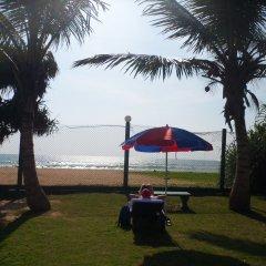Отель Laya Beach пляж фото 2