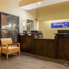 Отель Milpitas Inn интерьер отеля фото 3