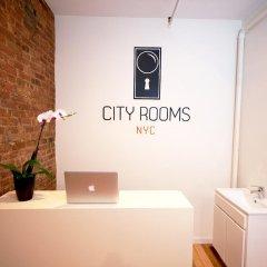Отель CITY ROOMS NYC - Chelsea США, Нью-Йорк - отзывы, цены и фото номеров - забронировать отель CITY ROOMS NYC - Chelsea онлайн спа