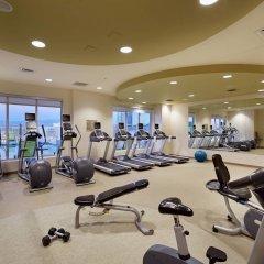 Отель SpringHill Suites Las Vegas Convention Center фитнесс-зал