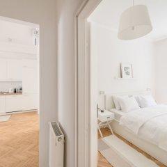 Апартаменты Oasis Apartments at Paulay Ede Street II Будапешт комната для гостей фото 4