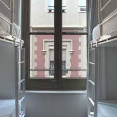 Urbany Hostel Bcn Go! Барселона ванная