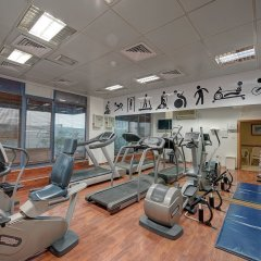 Nihal Palace Hotel фитнесс-зал фото 2