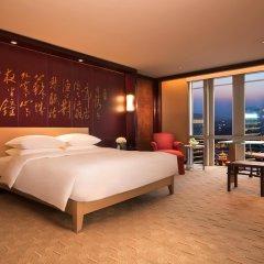 Отель Grand Hyatt Shanghai комната для гостей