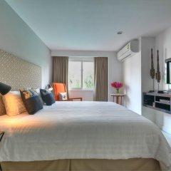 Отель S Bloc Saladaeng комната для гостей