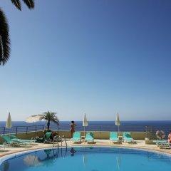 Отель Madeira Regency Cliff Португалия, Фуншал - отзывы, цены и фото номеров - забронировать отель Madeira Regency Cliff онлайн бассейн фото 2