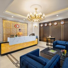 Grand Dragon Hotel Hanoi интерьер отеля
